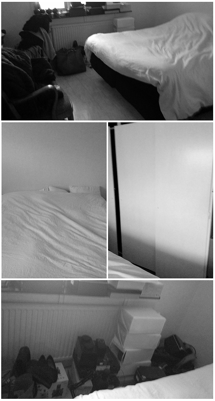 Rummet - efter